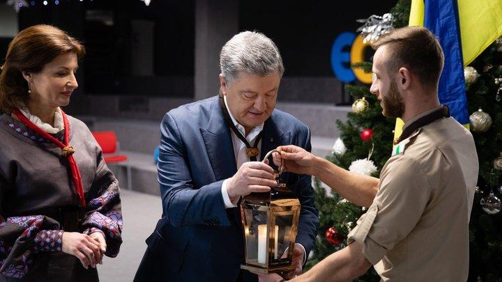 Какая-то магическая сила: Порошенко выступил с новогодним поздравлением для украинцев