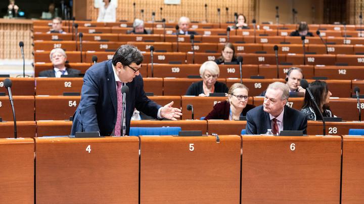 Русских хотят видеть в Страсбурге. Украинская провокация наткнулась на решение из ПАСЕ