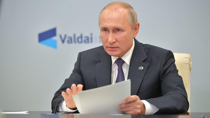 Баранец расшифровал похоронный сигнал Путина: Названы два адресата