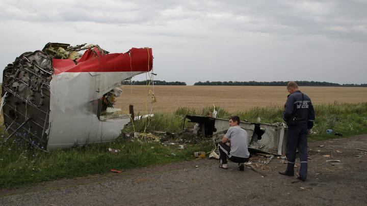 К делу по MH17 приобщили видео с тягачом Бука, снятым за два года до трагедии