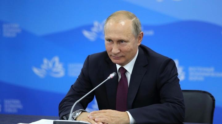 Путин о поводах: В многонациональной России всегда есть что отметить