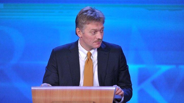 В Кремле объяснили, почему не следят за делом Навального