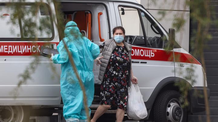 Во Владимирской области от коронавируса за сутки умерло больше, чем в Подмосковье
