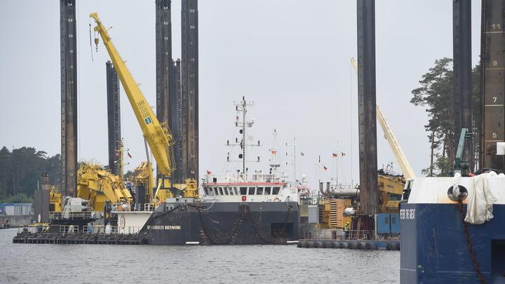 Газовая директива ЕС не может остановить Северный поток - 2
