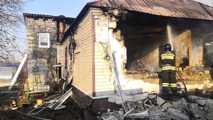 В Челябинске снова взорвался газ: есть погибшие