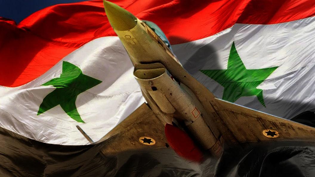 Израиль не мог попасть в Сирию