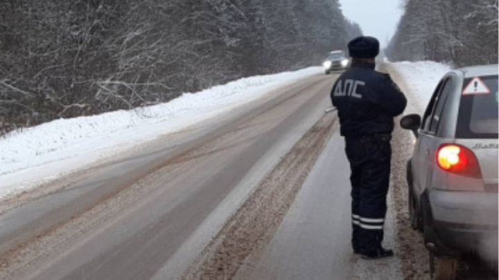 Четверть водителей Владимирской области ездит без страховки!