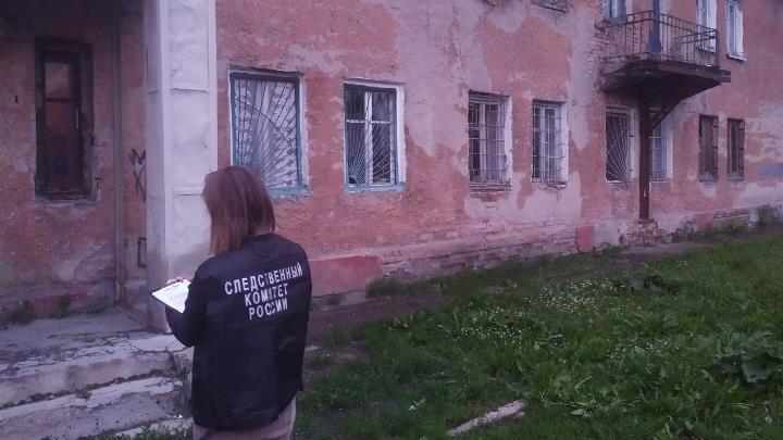 После обрушения потолка в жилом доме в Кемерове возбуждено уголовное дело