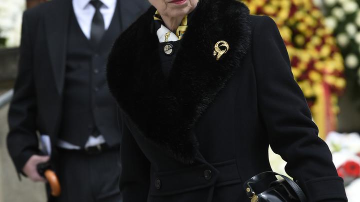 Военно-морскую пехоту Британии вместо принца Гарри возглавит его 69-летняя тётя