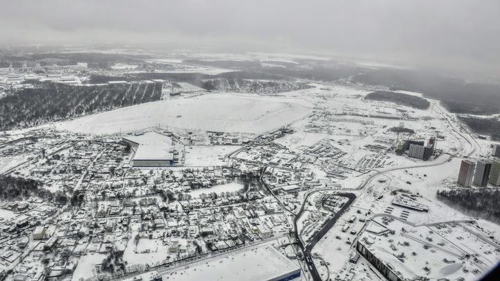 Столкнулись 133 машины: Снег в США стал стихийным бедствием, погибли люди