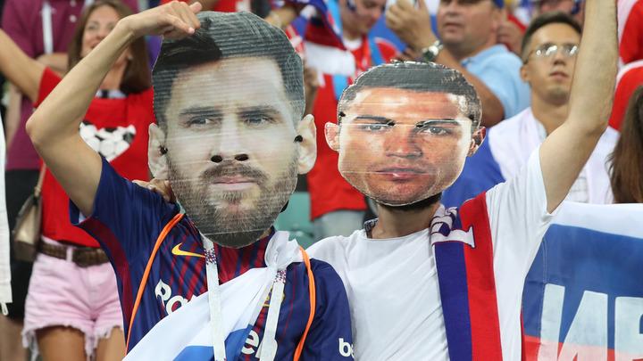 Роналду достались голландцы, а Месси — англичане: Определены пары 1/4 Лиги чемпионов