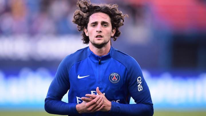 Полузащитник ПСЖ отказался приехать в сборную Франции