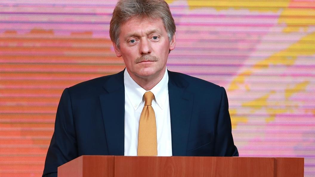 Песков: Кремль не видит смысла судить о новых санкциях США по сообщениям СМИ