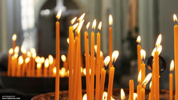 В храме Христа Спасителя прошел детский праздник