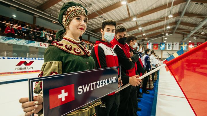 В Муроме продолжаются международные соревнования по кёрлингу