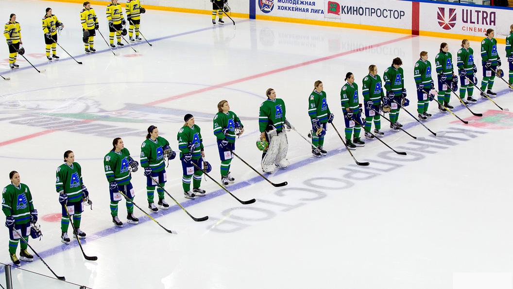 «Агидель» впервый раз вистории выиграла ЖХЛ