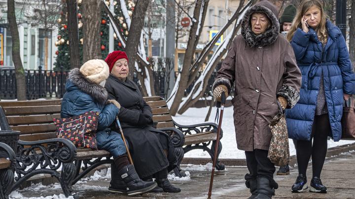 Владимирская область лидирует среди соседей по количеству бабушек