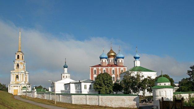 Золотое кольцо России хотят расширить за счет Рязани