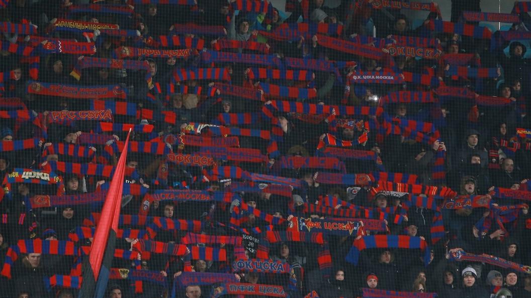 ЦСКА прекратил продажу билетов на матч с Амкаром