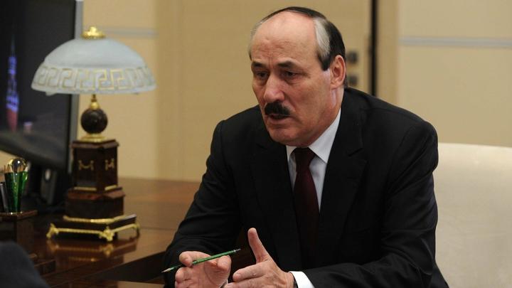 Возраст наступил, пора: Абдулатипов уходит с поста главы Дагестана