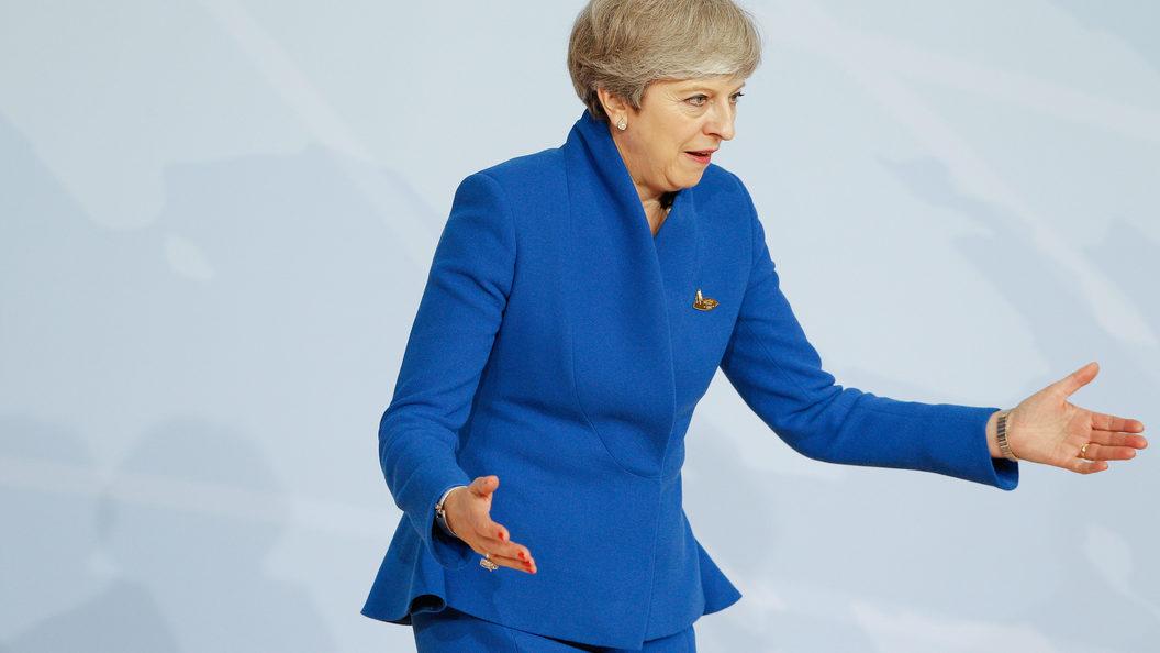 Тереза Мэй шокирована до слез результатами выборов