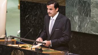 Эмир Катара объяснил бойкот cтран Персидского залива их завистью