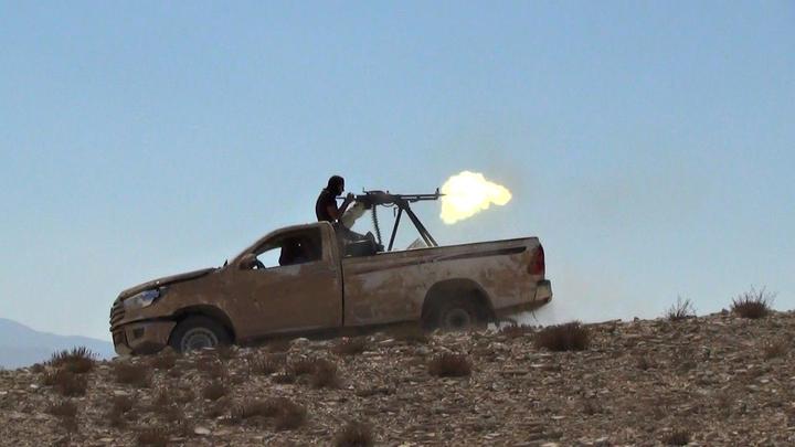 Сирийские военные попали взасаду боевиков