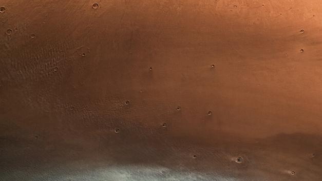 Европейцы перевернули Марс с ног на голову, сделав уникальное фото