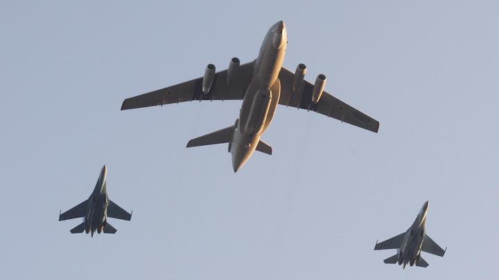 «Авиация ВСУ понесет потери»: В ЛНР предупредили Киев, что будут сбивать боевые самолеты Украины