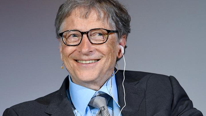 Гейтс стал замыкающим в пятёрке Forbes