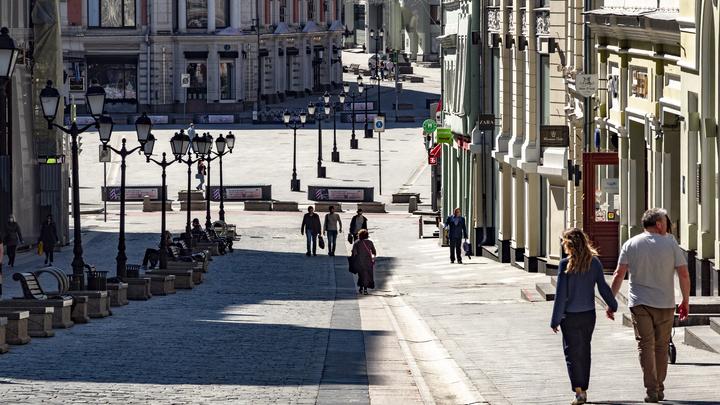 Коронавирус поставил благоустройство Москвы на паузу. До особого распоряжения