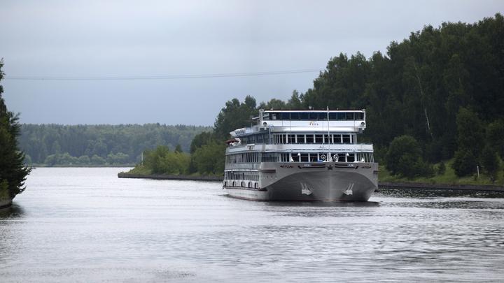 В Новосибирской области открылась навигация на реке Обь