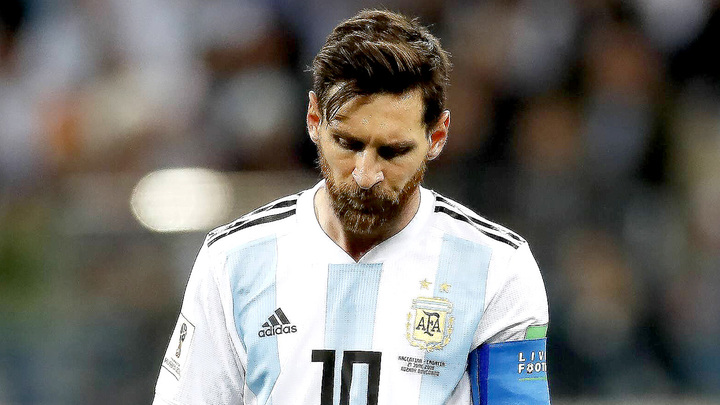 Не плачь по Месси, Аргентина!