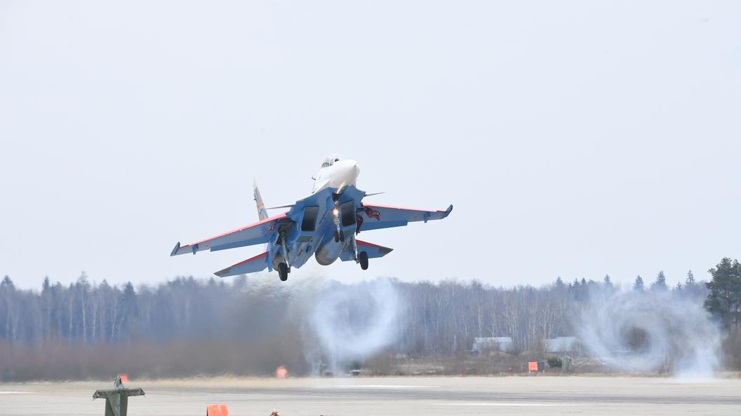 Коалиция передислоцирует свои самолёты вСирии