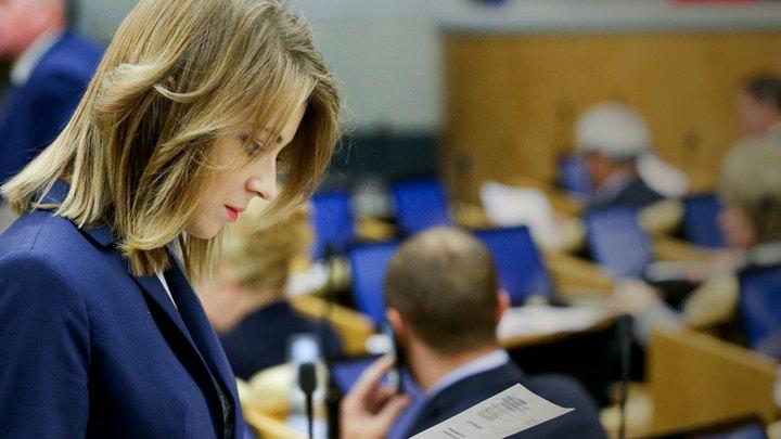 Поклонская: Прокуратура изучает сценарий Матильды