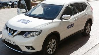 Безумные надписи и разорванный флаг: В ОБСЕ оценили последствия погрома в здании Россотрудничества в Киеве