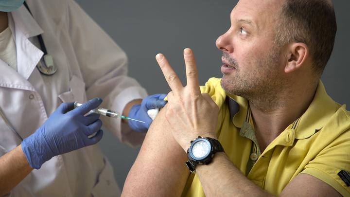 Во Владимире открыли пункт прививок от коронавируса в кафе