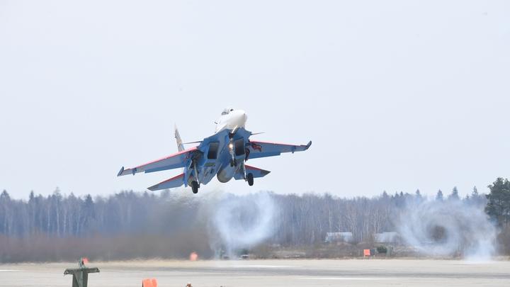 Российская авиация за неделю уничтожила более тысячи объектов ИГИЛ в Сирии