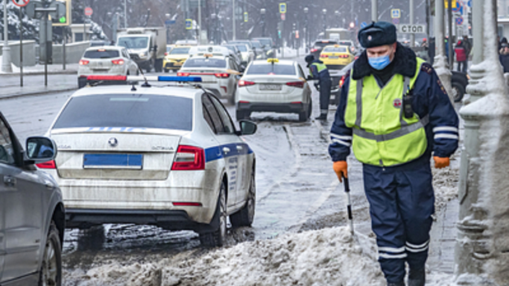 Большегрузам временно запретят ездить по Новосибирску