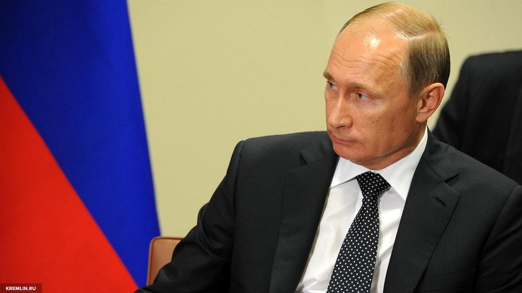 Путин назвал условие лидерства России на рынке сжиженного газа