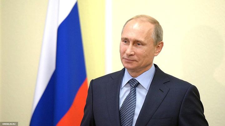 Владимир Путиндал послам иностранных государств обещание