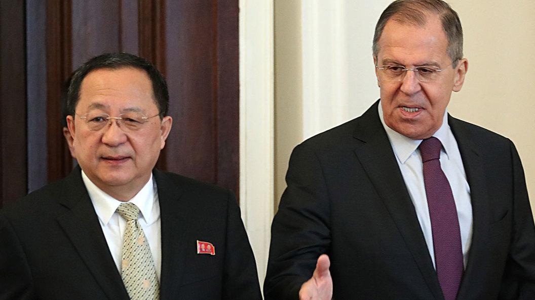 Лавров: Не позволим отстранить нас от проблем двух Корей