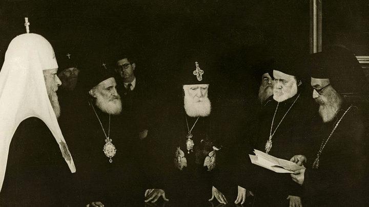 Профессор Николай Лисовой: «В 1948 году Русская Церковь напомнила миру, где находится Третий Рим»