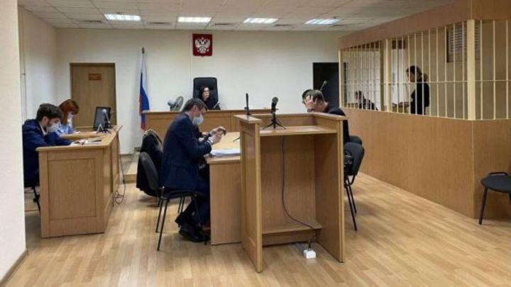 Вдову расчлененного в Петербурге рэпера Энди Картрайта оставили под арестом до 30 апреля