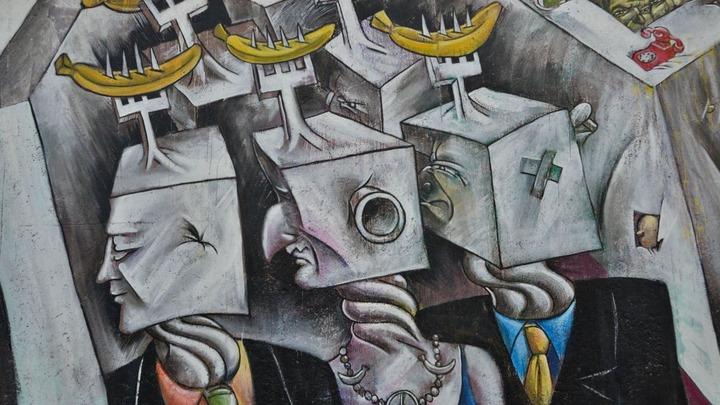План мировых олигархов утёк к журналистам
