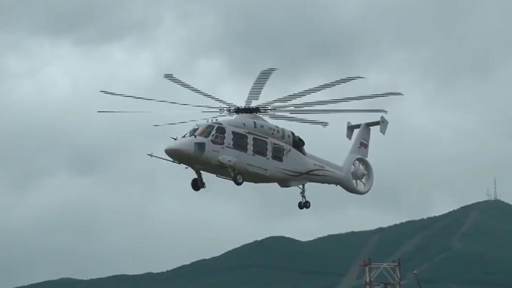 Амбициозно: В РФ планируют собрать загод 200 военных игражданских вертолетов