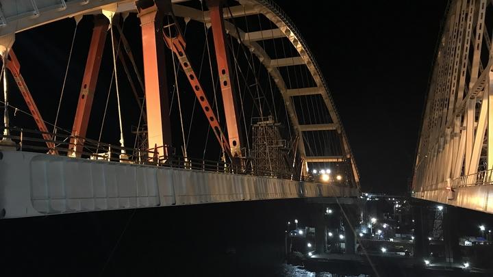 Источник: Крымский мост защитят от новых санкций США