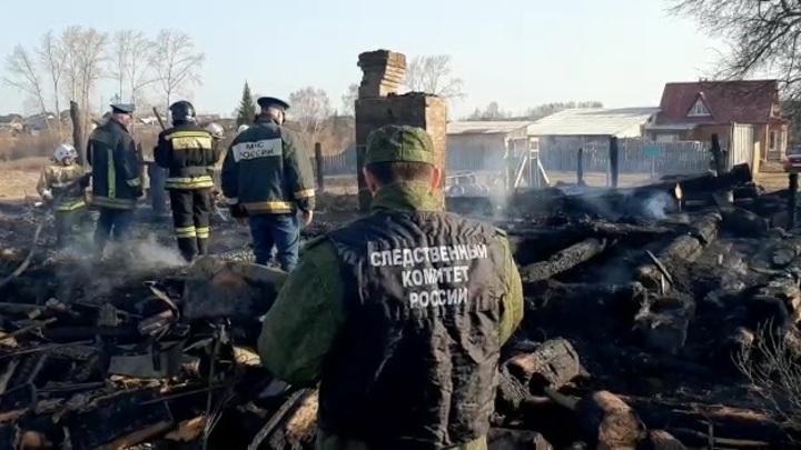 Выжившим уже ищут новый дом: омбудсмен рассказал о семье, в которой погибли пятеро детей на Урале