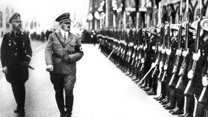 Картину Адольфа Гитлера продавали на блошином рынке за 75 центов