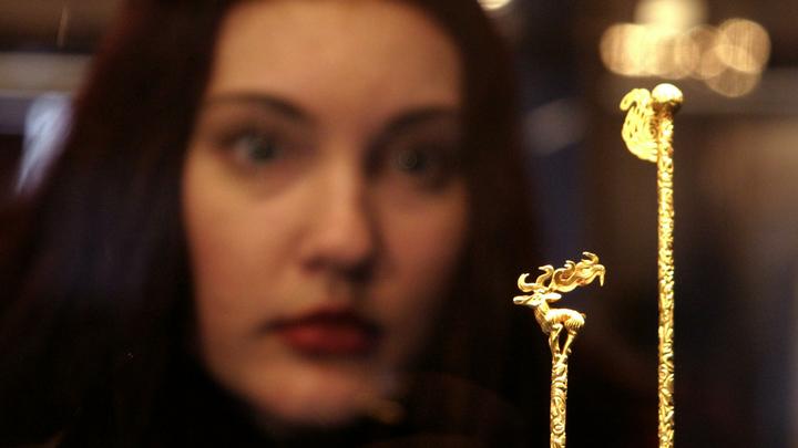Скифское золото принадлежит народу Крыма: Эксперт оценил шансы на возврат драгоценностей в музеи республики